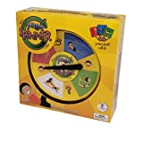 Yoga Spinner Board Game