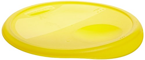 Rubbermaid Commercial Products FG573000YEL 12- 18- 22-Quart Lid