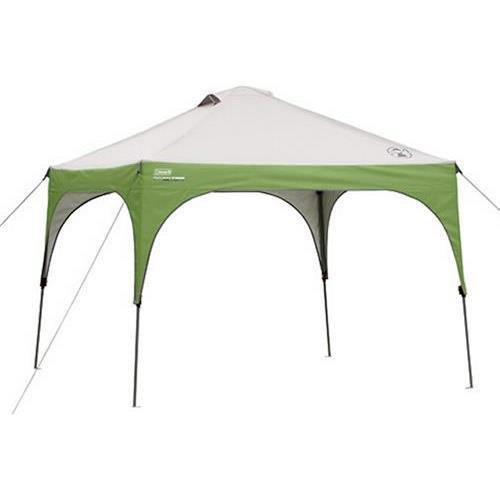 COLEMAN-OUTDOOR Coleman 2000004410 Instant Canopy 10 ft x 10 ft - Canopy Style - Steel