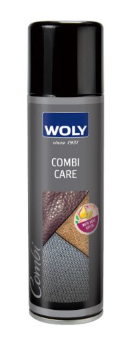 Woly Woly Combi Care Shoe Treatment And Polish Clear 125 Ml (Transperant)
