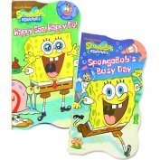 Spongebob Squarepants Shaped Board Books (Set Of 2) front-1075516