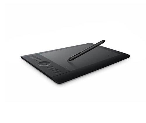 Wacom プロフェッショナルペンタブレット ワイヤレスキット付属 Mサイズ Intuos5 touch PTH-650/K0