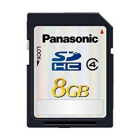 Panasonic RPSDP08GU 0SD-CARD 8GB CLASS-4 (Panasonic Dmc Fh5 compare prices)