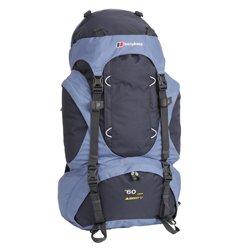 Berghaus Women's Verden Backpack - Eclipse/Blueshadow/Thunder, 60 lt (Old Version)