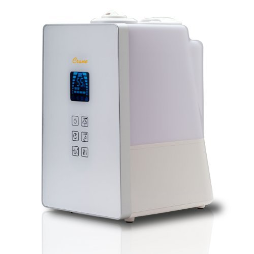 Crane Ee-8064 Crane Germ Defense Humidifier - Digital, White Personal Healthcare / Health Care front-138306