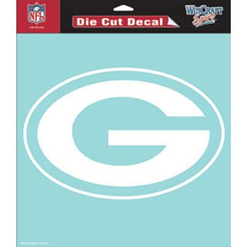 NFL Green Bay Packers WCR25651061 Perfect Cut Decals, 8