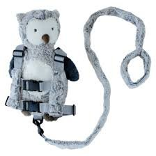 Eddie Bauer® 2 in 1 Harness Buddy - Gray Owl