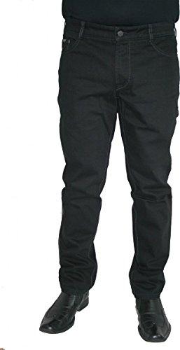Meyer Hosen -  Jeans  - straight - Basic - Uomo nero 46