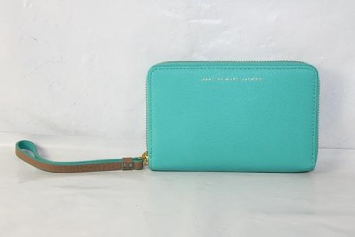 Marc By Marc Jacobs Marc Jacobs Sophisticato Mildred Wristlet in Aqua Lagoon Multi