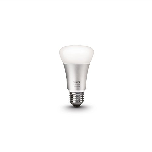 Philips 456186 Hue White and Color Ambiance Extension A19 Bulbs, 2nd Generation