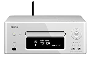 Denon RCD-N7 Wi-Fi Network Streaming AM/FM Receiver with CD Player and iPod/iPhone Dock (Discontinued by Manufacturer)