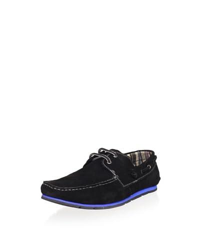 Steve Madden Men's Vallor Loafer  [Black]