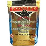 EVANGER'S 776017 Skin/Coat Form Whitefish and Sweet Pot Dry Food for Dogs, 33-Pound