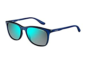 Carrera 6013 Gafas De Sol En Negro Brillante 6013/s D28 N6 54