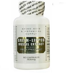 Green Lipped Mussel - 60 caps,(Amino Acid & Botanical)