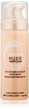 Maybelline New York Dream Nude Airfoam Foundation Classic