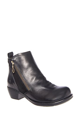 Meli Low Heel Ankle Boot