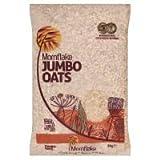 Mornflake Jumbo Oats 3kg Pack