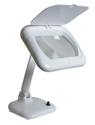 Rechargeable Led Magnifier Lamp-55 Leds