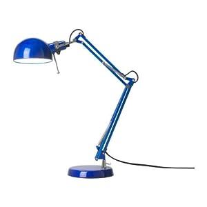 Work lamp, dark blue