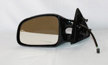 TYC 1820232 Pontiac Grand AM Driver Side Power Non-Heated Replacement Mirror