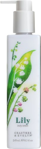 Crabtree & Evelyn Lily Body Lotion 245 ml