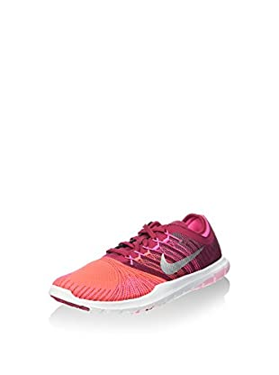 Nike Zapatillas Flex Adapt TR (Coral / Burdeos)