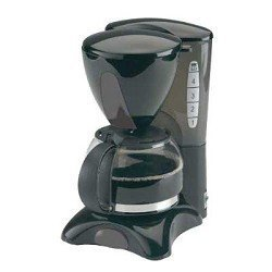 Amazon.com: Continental Electric CE23589 4 Cup Coffee Maker-black: Drip Coffeemakers: Kitchen ...