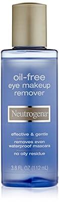Neutrogena Oil Free Eye Makeup Remover 3.8 oz