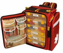 MobileAid Quick-Response EMS Medical Responder Kit (31460)