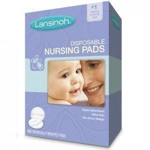 Big Save! Lansinoh Disposable Nursing Pads - 60 ct
