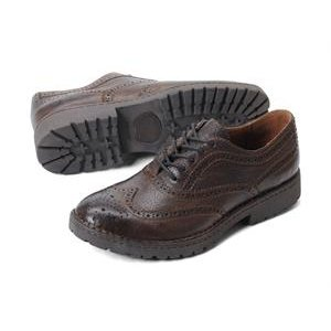 Born Mens Flanagen Chocolate - 9 D(M) US