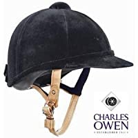 Charles Owen Wellington Classic Helmet Size 7 from Charles Owen