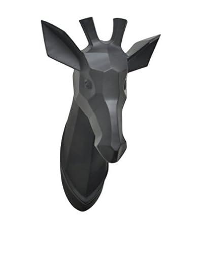 Three Hands Giraffe Head Wall Decoration