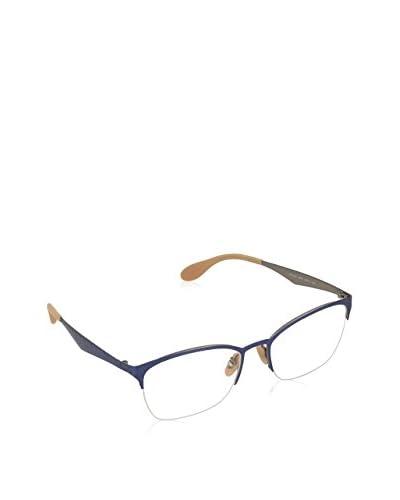 Ray-Ban Montura 6345 2865 (52 mm) Azul