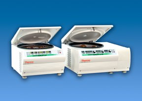 Thermo Scientific Sorvall Legend Mach 1.6 Benchtop Centrifuges; 4 x 400mL; EASYset; Ventilated