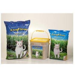 Amazon Com Pestell Easy Clean Corn Clumping Litter Pet