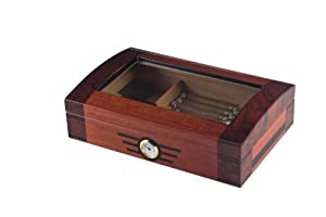 Art Deco 30 Count Humidor