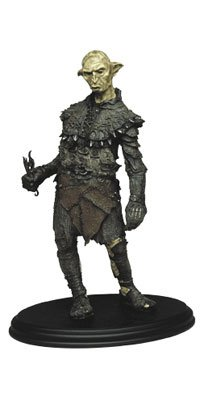 Picture of Sideshow LORD of the RINGS Statue ORC PITMASTER by Sideshow Weta Figure (B001O79JEQ) (Sideshow Action Figures)