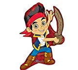 Amscan International Super Shape Jake and The Never Land Pirates