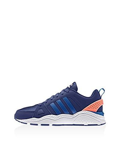 adidas Sneaker CloudFoam Chaos blau