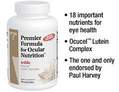 все цены на Optim 3 Premier Formula for Ocular Nutrition (50 caps) онлайн