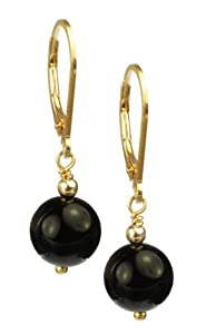 Amazon Curated Collection Round Bead Drop Earrings at Sears.com