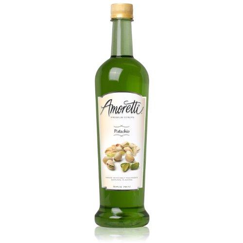 Amoretti Premium Syrup, Pistachio, 25.4 Ounce