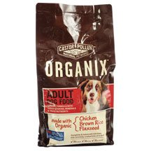 Organix Maintenance Adult Dog Food, 5.25 Pound -- 5 Per Case.