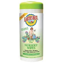 Earth's Best Flushable Toddler Wipes Pack - 50ct - 1