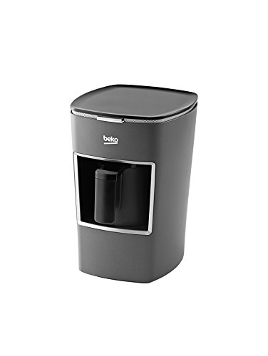 BEKO (120V USA Gray/Silver) Turkish Greek Coffee Maker