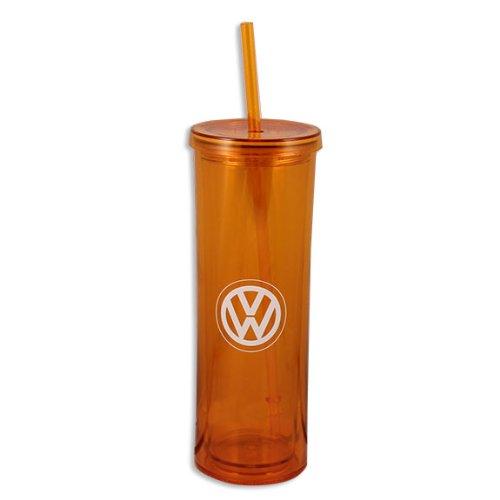 Genuine Volkswagen Trendy Tumbler Bottle - Orange