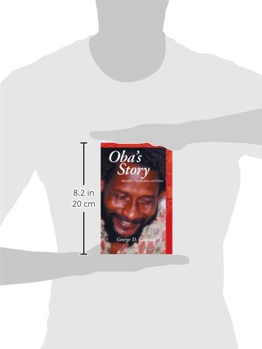 Oba's Story: Rastafari, Purification, and Power [Paperback] by Colman, George D.