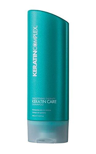 Complesso cheratina Cura Shampoo - 400 ml / 13,5 oz, primo pacchetto (1 x 0,4 L)